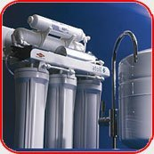 Картинка. Установка фильтра очистки воды в квартире, коттедже или офисе в Владикавказе
