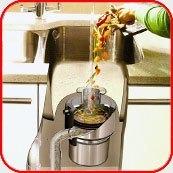 Картинка. Установка измельчителя пищевых отходов в квартире, коттедже или офисе в Владикавказе